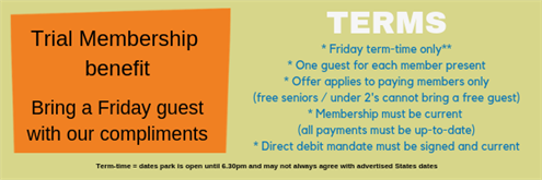 Trial Membership Benefit