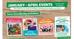 Jan April Weekday Term Time Activities 2019 Image