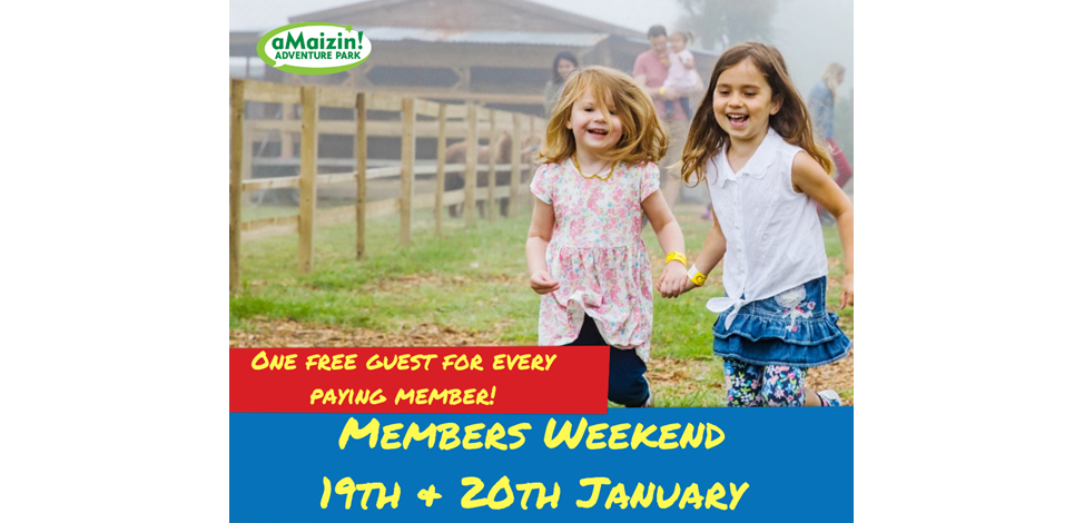 Members Weekend March 19 Image
